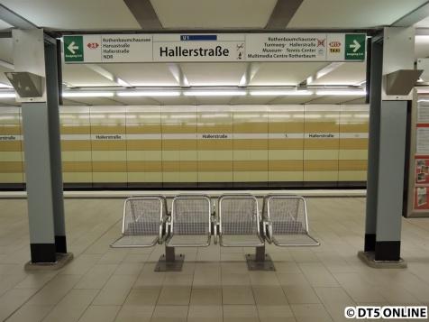 Neue Stationsschilder