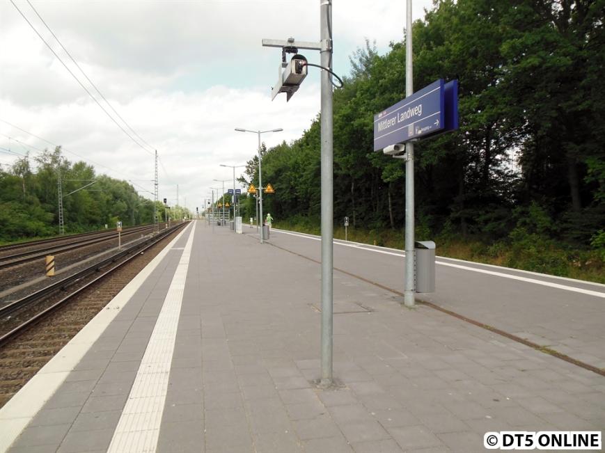 Mittlerer Landweg (S2/S21)
