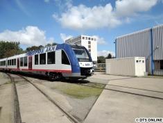 Alstom Salzgitter, LINT in dynamischer Inbetriebnahme, 622 158, 08.09.2015 (2)