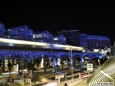 DT5 von der neuen Promenade
