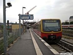 BR 481/482 Warschauer Straße
