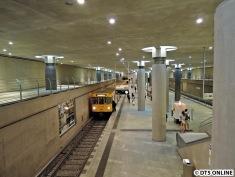 Aktuell ist vorgesehen, die drei F-Züge der U55 wieder ins Bestandsnetz zu holen und dafür einen Museumsbahnbetrieb einzurichten. Drei Züge vom Typ D(DL werden bei den Fahrzeugwerken Miraustraße in Hennigsdorf wieder betriebsbereit gemacht.