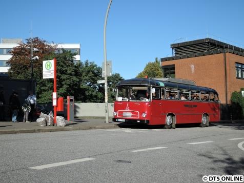 VHH-Museumsbus am Schlump (2)
