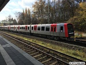 An der Güterumgehungsbahn Höhe Rübenkamp