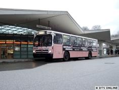 Die 39 verkehrte ursprünglich ab Billstedt. Heute startet sie in Wandsbek-Markt