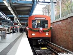 """U1 Großhansdorf/Ohlstedt"""
