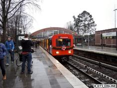 1. Fotohalt in Volksdorf