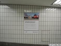 Plakat: Ochsenzoll barrierefrei!