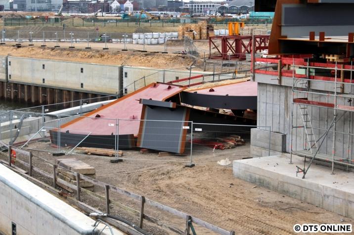 Mit den besagten Brückenteilen der Bahnsteigspitze endet der heutige Rundgang
