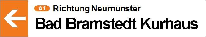 nach Bad Bramstedt Kurhaus