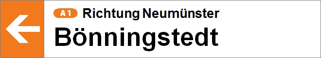 nach Bönningstedt