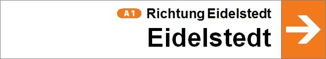 nach Eidelstedt