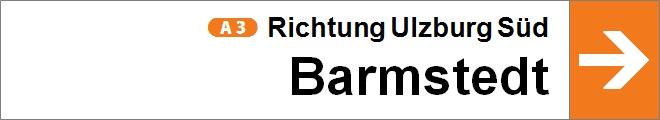 nach Barmstedt