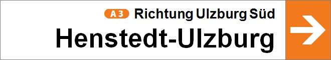 nach Henstedt-Ulzburg