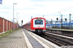 Ein Zug später geht es dann zur Endhaltestelle