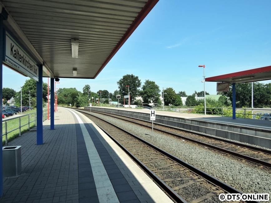 Kaltenkirchen Süd, 03.08.2015 (2)