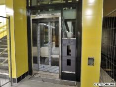 Aufzug im Detail