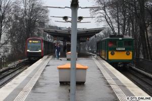 Eine Zeitreise: Vom DT5 zurück in die T-Wagen