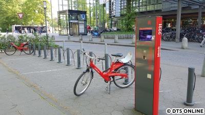 StadtRad-Station
