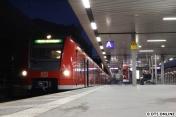 Und auch dieser Zug endete in Hannover Hauptbahnhof. Kurze Zeit später ging es dann mit dem ICE nach Altona weiter...