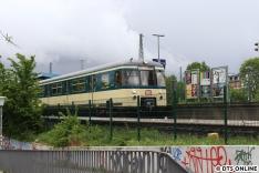Am Bahnhof Diebsteich, der nach Plänen der Bahn sich umfassend verändern wird.
