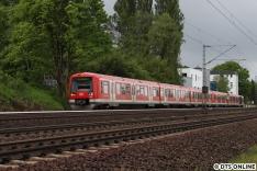Zwischen Neuwiedenthal und Heimfeld