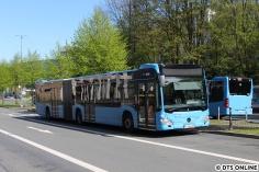 Ein C2-Gelenkbus
