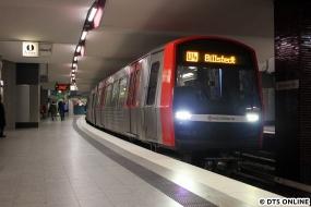 352 in Berliner Tor (U4 Billstedt)