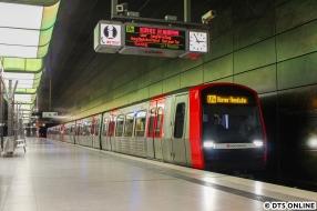 360 in HafenCity Universität (U4 Horner Rennbahn)