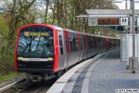 362 in Kellinghusenstraße (U3 Wandsbek-Gartenstadt)