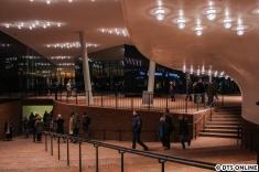 Elphilharmonie-Plaza, 06.11.2016