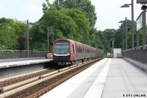 347 in Uhlandstraße (U3 Wandsbek-Gartenstadt)