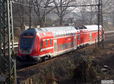 Noch einmal die Twindexx-Triebwagen