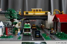 Hier wurde seit der letzten Ausstellung eine neue Bushaltestelle samt Fahrgastunterstand eingerichtet.