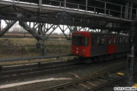 Am 23. März wurde unter anderem die Einheit 924 nach Barmbek verbracht. Ein letztes Bild...