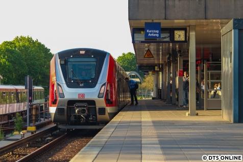 Ein weiteres Foto aus Ohlsdorf.