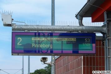 """Viele Fahrgäste sind durch das """"S11 als S1 durch den City-Tunnel"""" und Co bereits verwirrt, dazu kommt dann auch die falsche Ankündigung der S31 auf den blauen DB-Anzeigern. Sicher eine Streitfrage, was denn nun das bessere ist: """"S3 als S31"""" oder """"S3 über Verbindungsbahn""""..."""