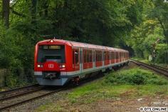 4053 als S1 nach Barmbek