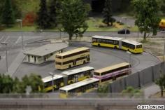 Diese Busse warten auf ihren Einsatz...