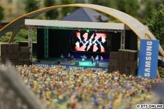 Was beim MiWuLa das DJ Bobo-Konzert ist, ist hier auch noch mal ein bisschen kleiner.