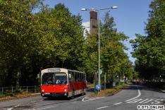 Ortswechsel: Am Mittag erreichen die Museumsbusse den Endpunkt in Poppenbüttel.