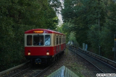 Dann kam der Hanseat, die Lichtverhältnisse für fahrende Züge wurden immer schwieriger...