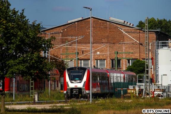 9001 noch beim Hersteller in Hennigsdorf, 15.09.2016