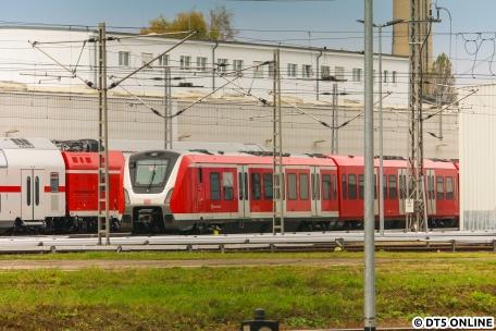 9102 noch beim Hersteller in Hennigsdorf, 14.10.2017