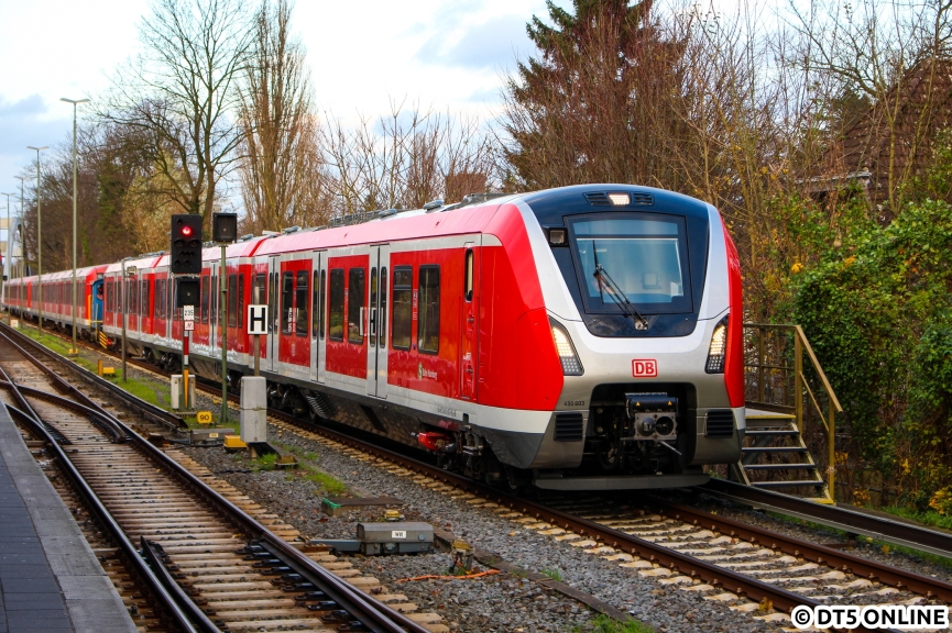 9103 in Ohlsdorf, 23.11.2017