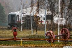unbekanntes ICE4 Tk Gerippe steht im BT Gelände Hennigsdorf