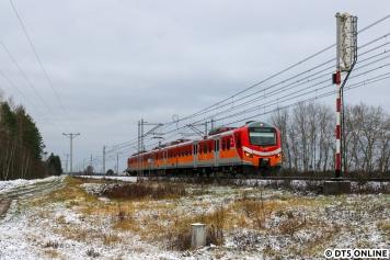Die Baureihe EN57 wurde in hoher Stückzahl gebaut und befindet sich in diversen Modernisierungs- und Farbvarianten noch immer im Einsatz. Anders als bei den Berliner Bustypen bedeutet EN57 aber nicht, dass die Züge 1957 gebaut wurden ;)