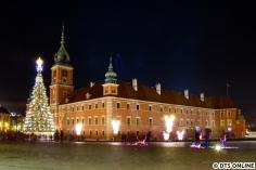 Zum Zeitvertreib ging es in die Warschauer Altstadt.