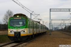 EN57AKM von Koleje Mazowieckie, Parzniew